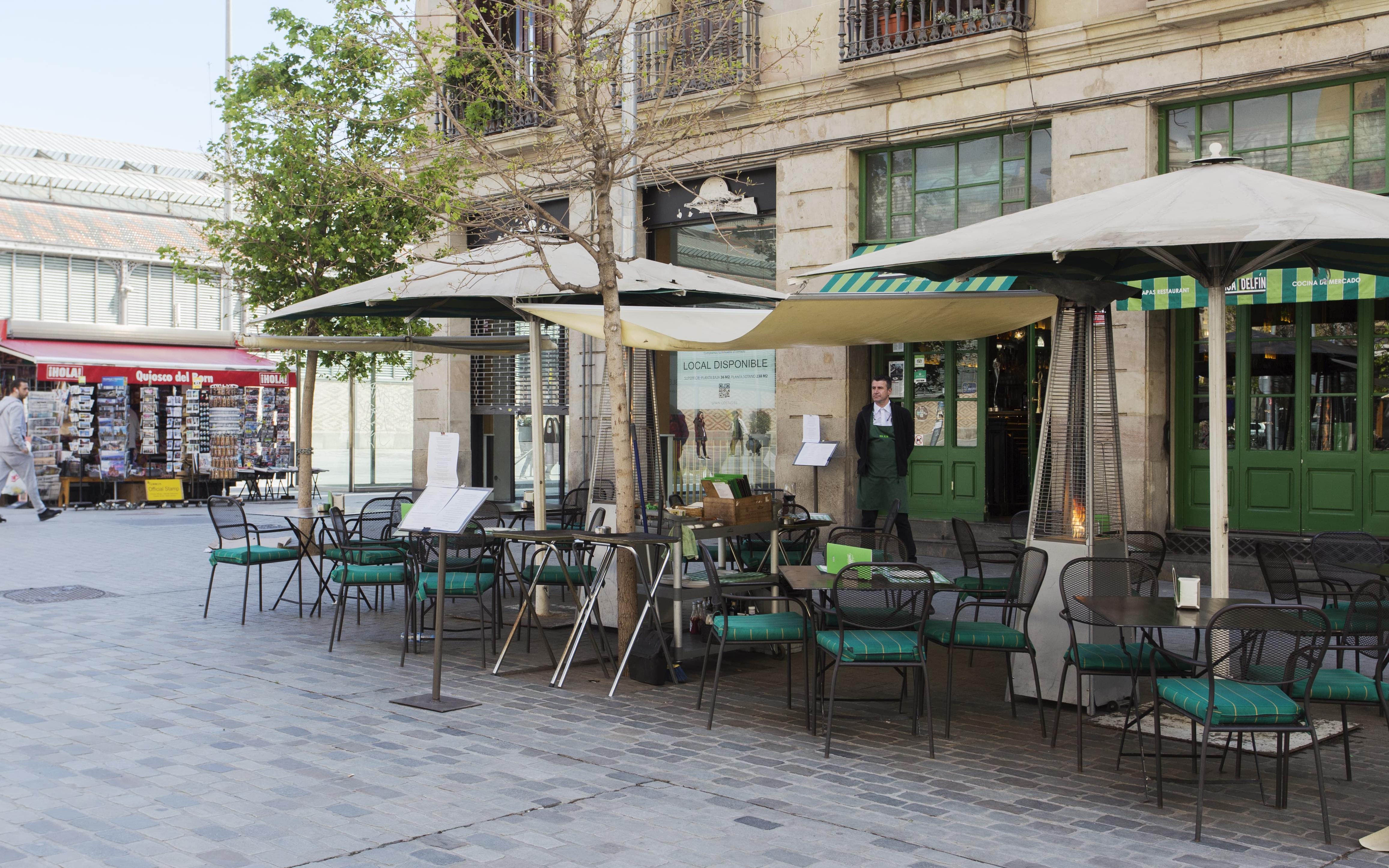 Casa Delfín, gastronomía catalana en un local centenario