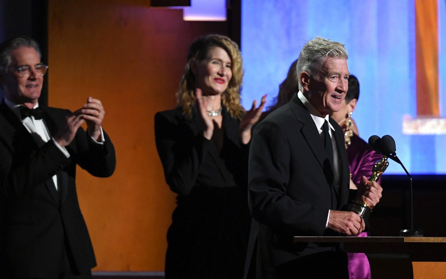 David Lynch ya tiene su más que merecido Oscar Honorífico