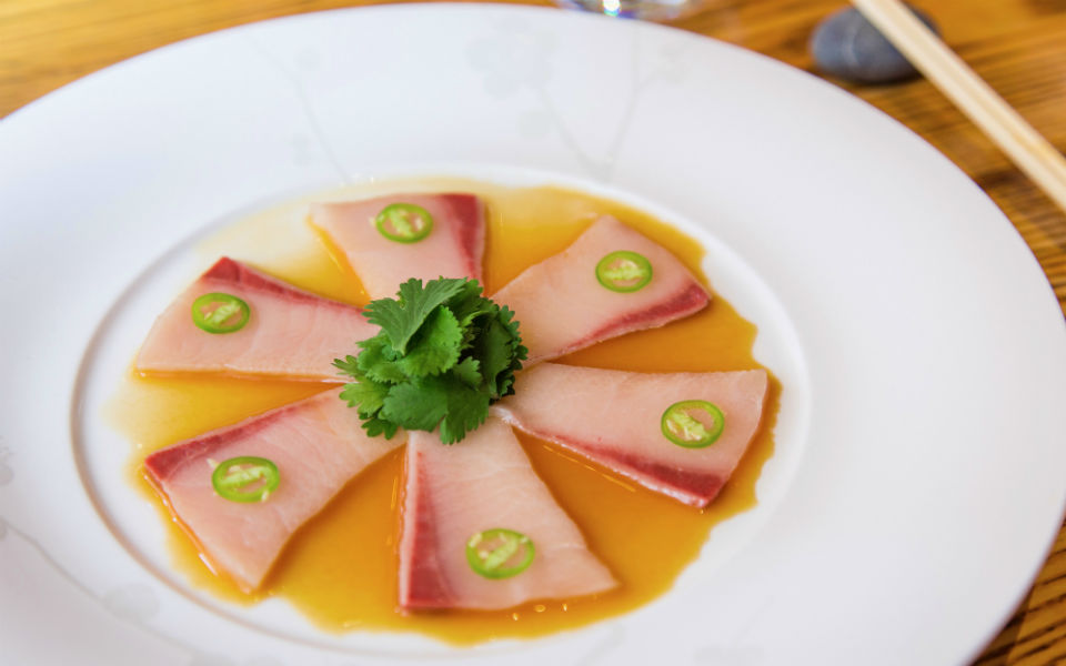 Nobu food
