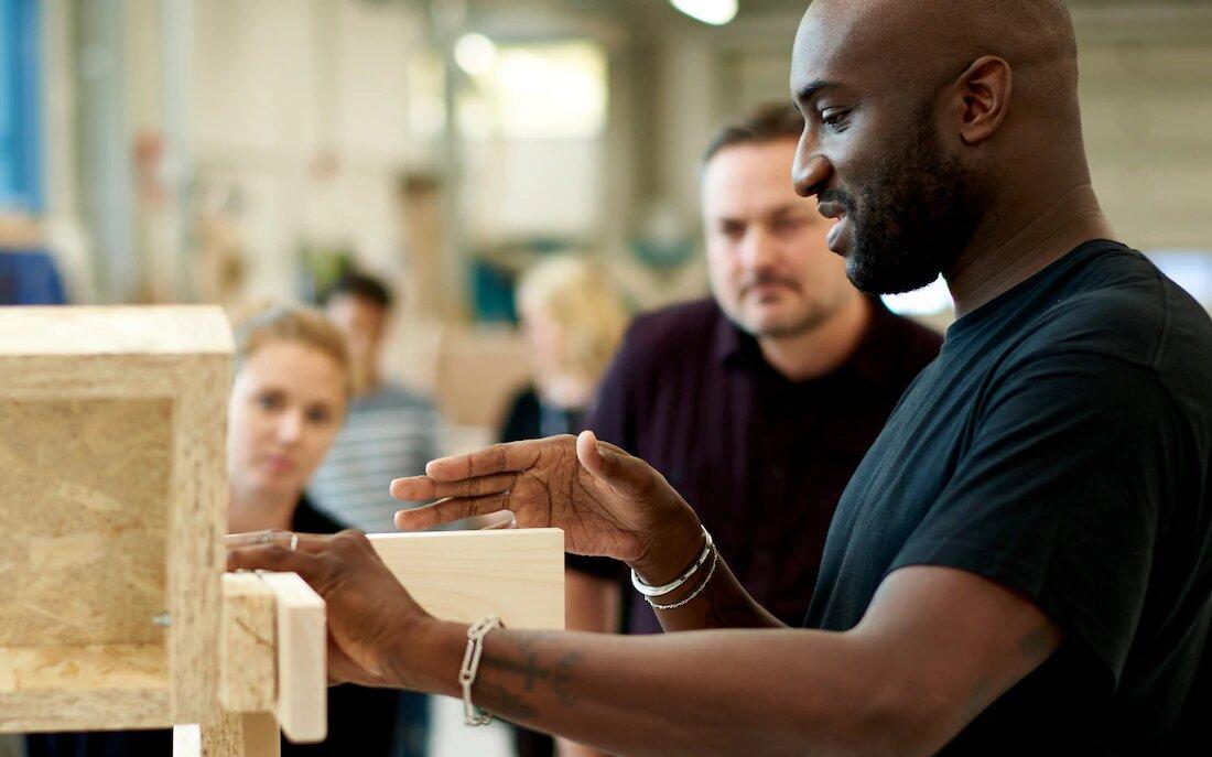 Virgil Abloh presenta 'MARKERAD', su nueva colaboración con IKEA