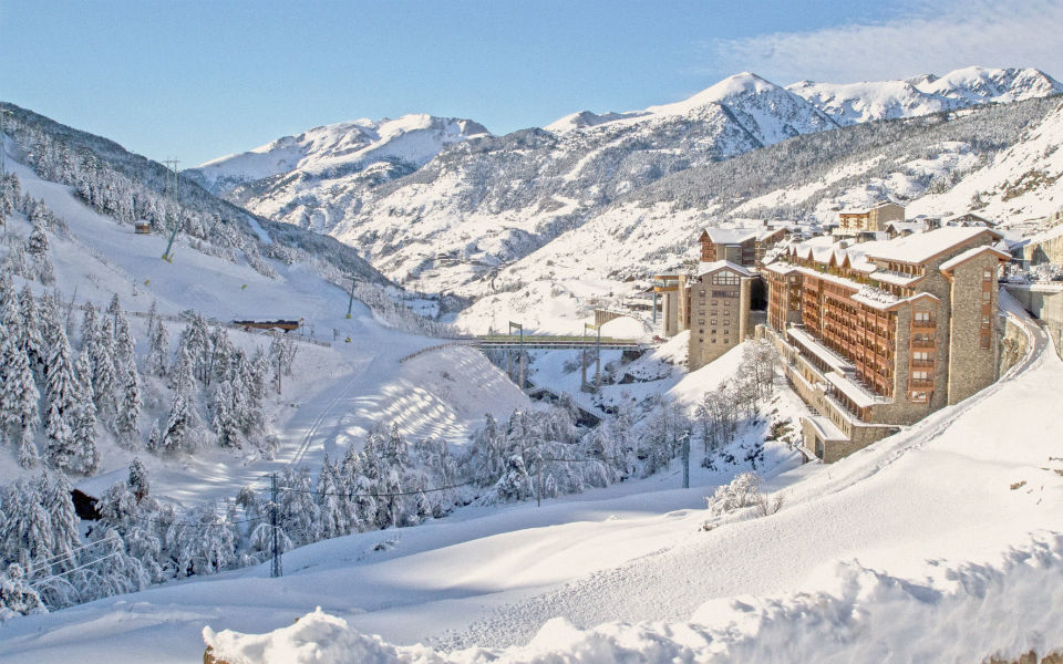 HErmitage Hotel vistas
