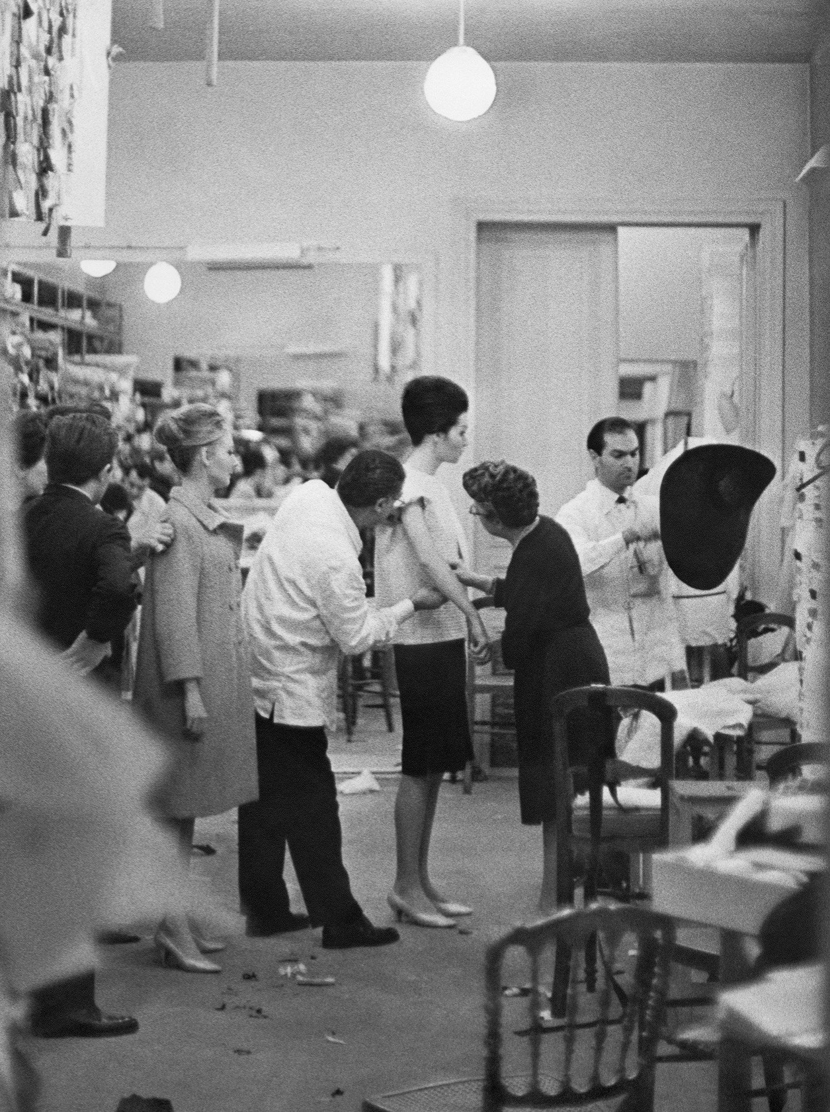 Balenciaga vuelve a sus orígenes tras 50 años sin Alta Costura