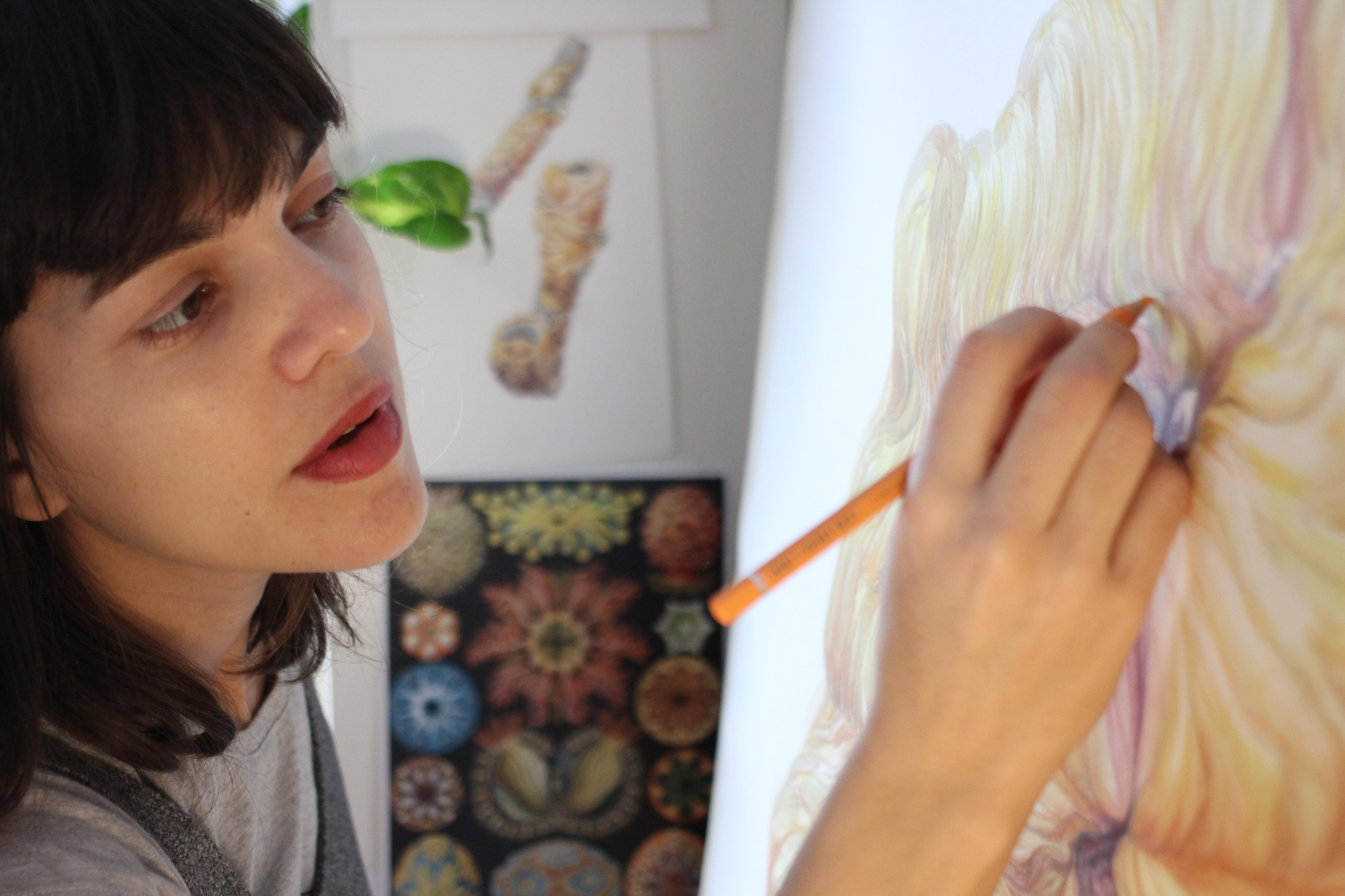 Remueve tu Creatividad con Bombay Sapphire: Sol Arguindegui, el vínculo entre creatividad y naturaleza es vital
