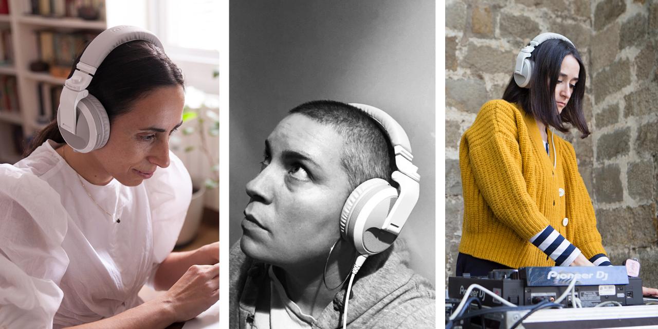 Así es ser madre y creativa en Barcelona: 3 mujeres que lo están petando