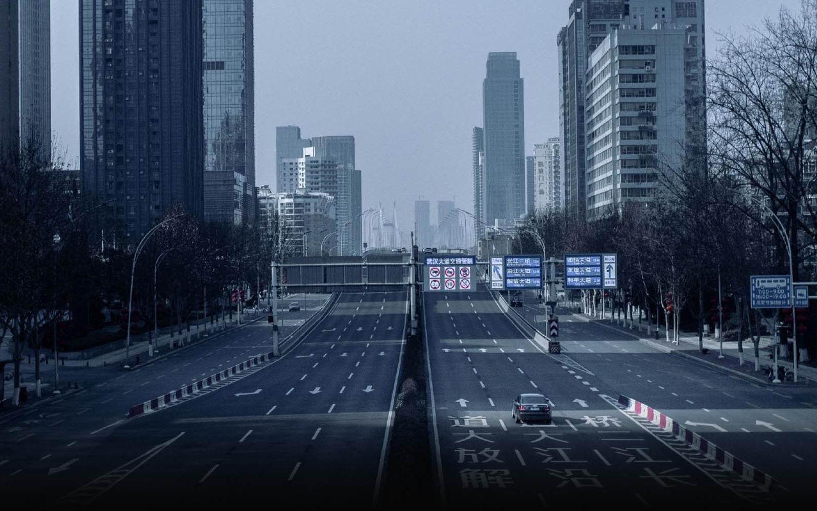 Wuhan, cerrada y desde el aire, en el nuevo corto de Lan Bo 'The Long Night'