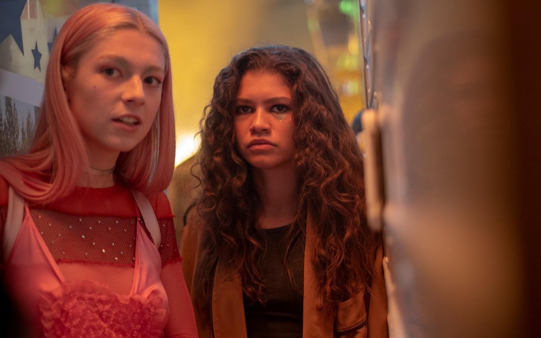 El megahit de HBO 'Euphoria' prepara su segunda temporada