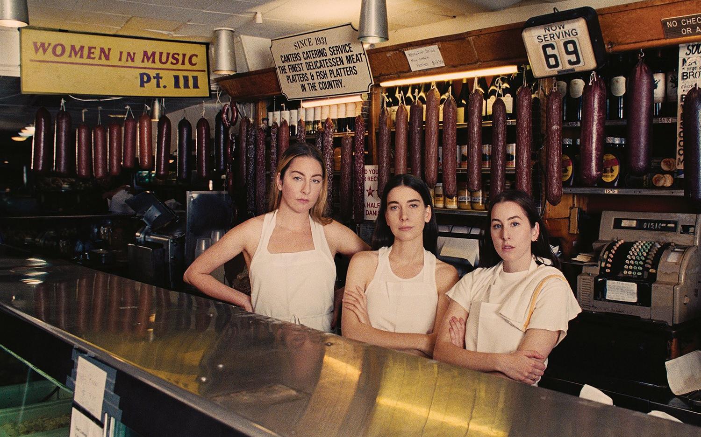 #NewMusicFriday: U.S. Girls, VVV [Trippin' You], Haim… Un inicio de marzo esperanzador
