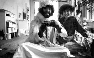 Francesca Woodman y George Lange