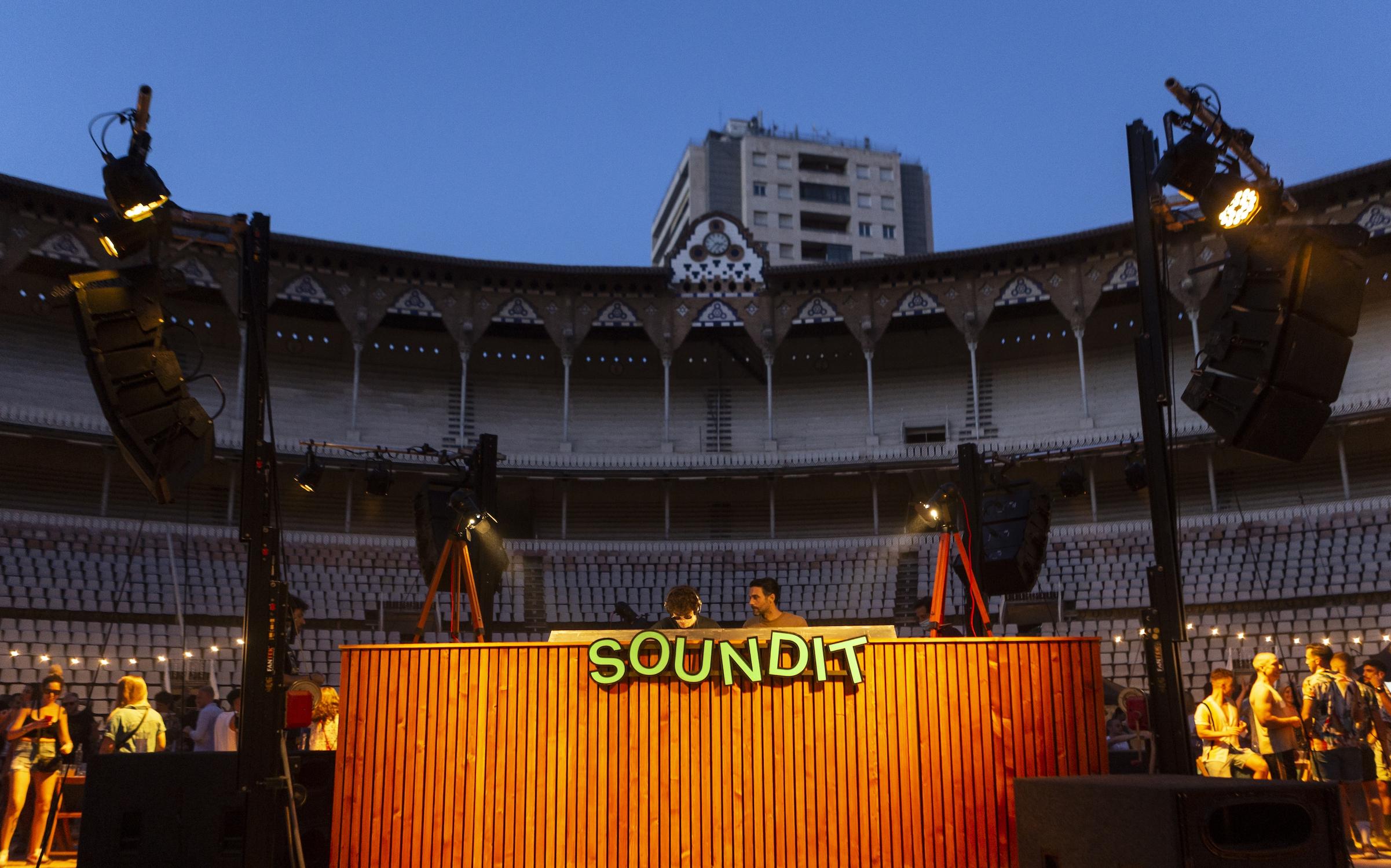SOUNDIT Plaza regresa a la Monumental con su temporada de otoño